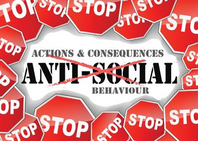 Actions and Consequences: Anti-Social Behaviour Cards