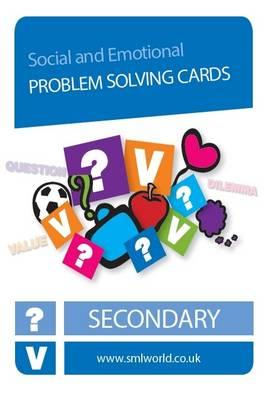 Social and Emotional Problem Solving Cards Secondary