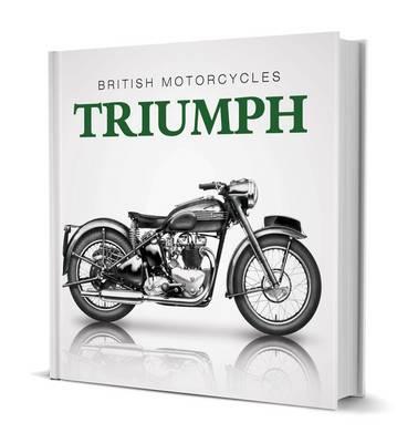 Little Book of British Motorcycles: Triumph (Hardback)
