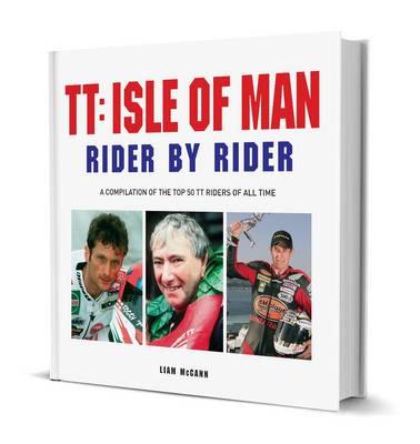TT: Rider by Rider (Hardback)
