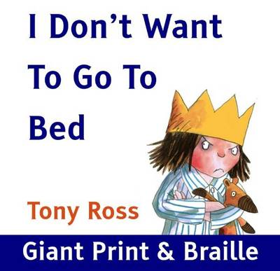 Little Princess - I Don't Want to Go to Bed (Paperback)