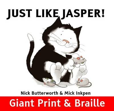 Just Like Jasper (Paperback)
