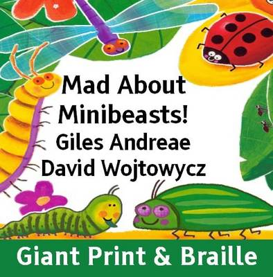 Mad About Minibeasts! (Paperback)