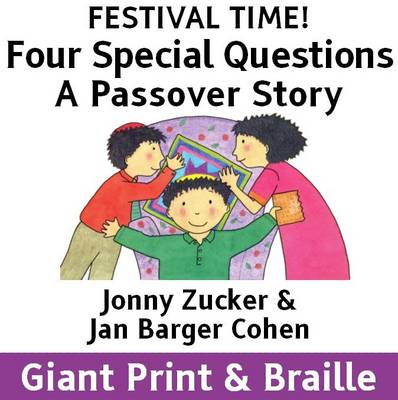 Four Special Questions: A Passover Story (Paperback)