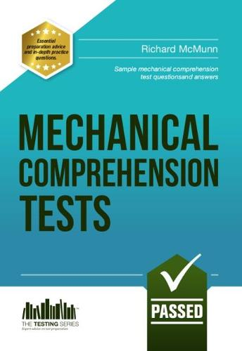 Mechanical Comprehension Tests: Sample Test Questions and Answers (Paperback)