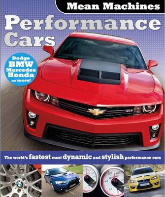Performance Cars - Mean Machines (Paperback)