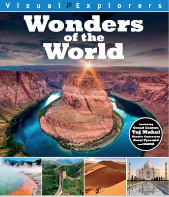 Wonders of the World - Visual Explorers 8 (Paperback)