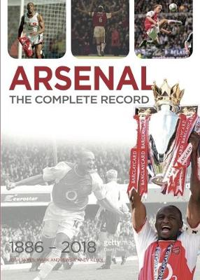 Arsenal: The Complete Record (Hardback)