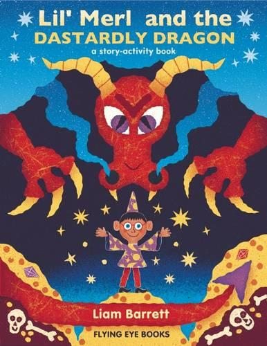 Lil' Merl and the Dastardly Dragon (Paperback)