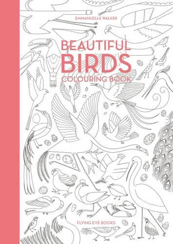 Beautiful Birds Colouring Book (Paperback)