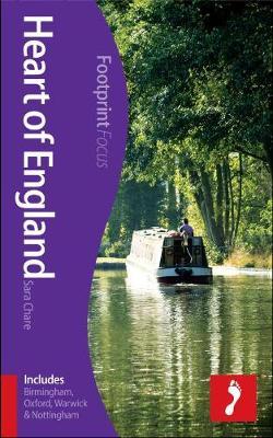 Heart of England Footprint Focus Guide - Footprint Focus Guide (Paperback)