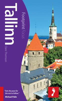 Tallinn Footprint Focus Guide - Footprint Focus Guide (Paperback)