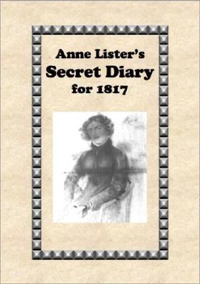 Anne Lister's Secret Diary for 1817 (Paperback)