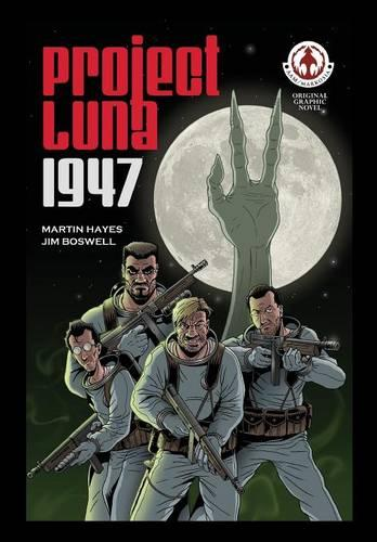 Project Luna: 1947 (Paperback)