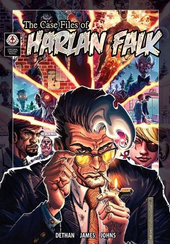 The Case Files of Harlan Falk (Paperback)