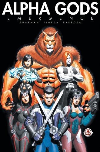 Alpha Gods: Emergence (Hardback)