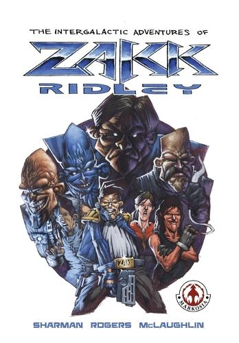The Intergalactic Adventures of Zakk Ridley (Paperback)