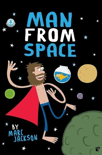 Man from Space (Hardback)