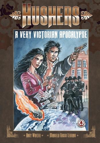 Hushers: A Very Victorian Apocalypse (Paperback)