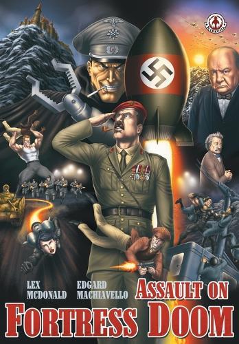 Assault on Fortress Doom (Paperback)