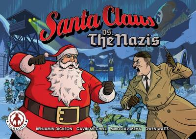 Santa Claus vs The Nazis (Paperback)