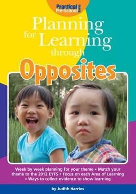 Planning for Learning Through Opposites - Planning for Learning (Paperback)