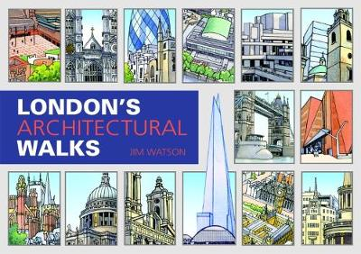 London's Architectural Walks (Paperback)