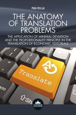 The Anatomy of Translation Problems (Paperback)