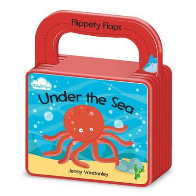 Under the Sea - Flippety Flaps 'Flappable' Board Book with Handle 2 (Board book)