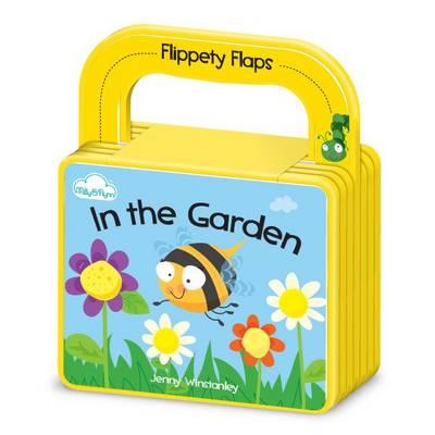 In the Garden - Flippety-Flaps 3 (Board book)