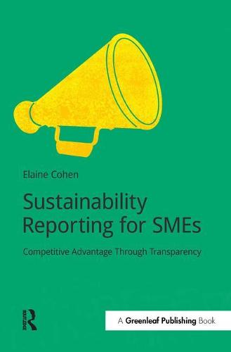 Sustainability Reporting for SMEs: Competitive Advantage Through Transparency - DoShorts (Paperback)