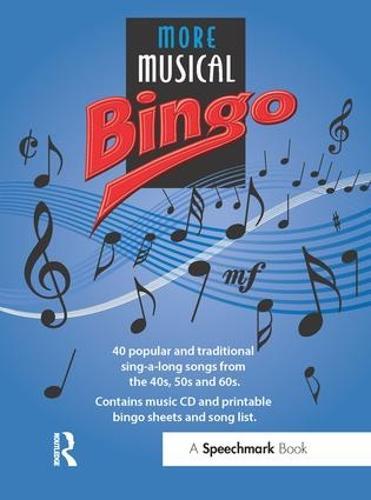 More Musical Bingo (CD-Audio)