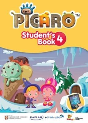 Picaro: Student's Book Unit 4 (Paperback)