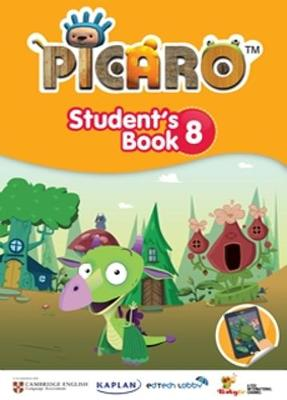 Picaro: Student's Book Unit 8 (Paperback)