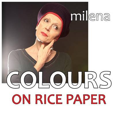 Colours on Rice Paper (Paperback)