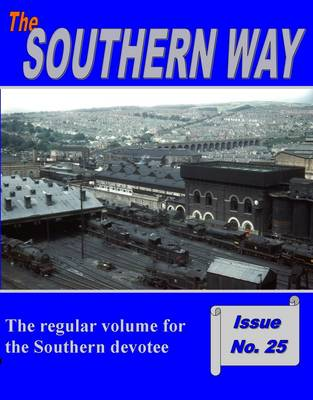 The Southern Way: Issue No 25 (Paperback)