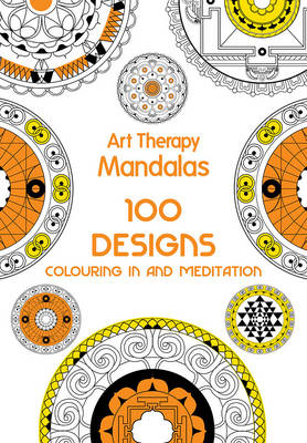 Art Therapy: Mandalas (Hardback)