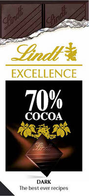 Lindt Chocolate Bar (Hardback)