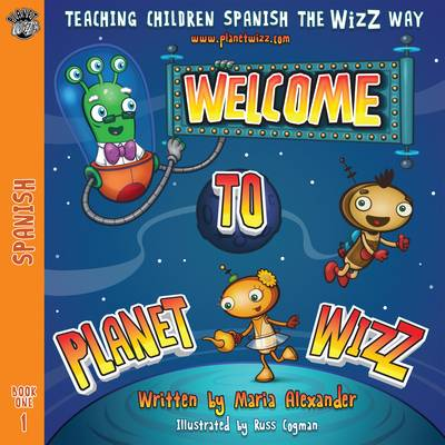 Welcome to Planet Wizz (Paperback)