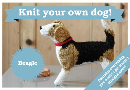 Best in Show: Beagle Kit: Knit Your Own Dog - Best in Show