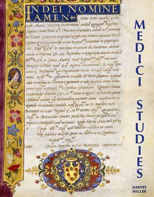The Grand Ducal Medici and Their Archive (1537-1743) - Medici Archive Project 1 (Hardback)