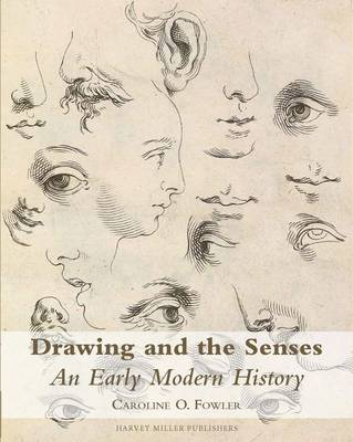 Drawing and the Senses: An Early Modern History (Hardback)