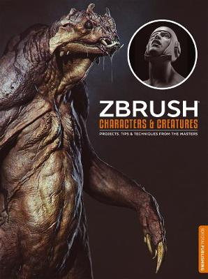 ZBrush Characters and Creatures (Paperback)
