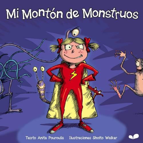 Mi Monton De Monstruos (Paperback)