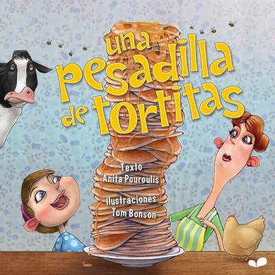 Una Pesadilla De Tortitas (Paperback)
