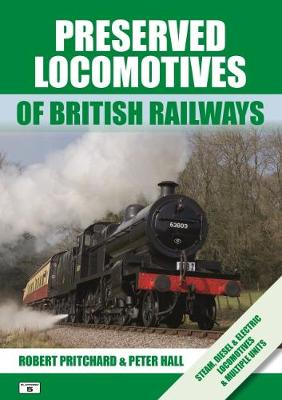 Preserved Locomotives of British Railways (Paperback)