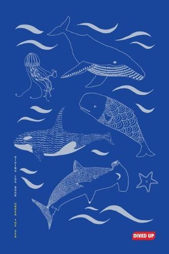 Diving Log Book: Under the Sea (Paperback)