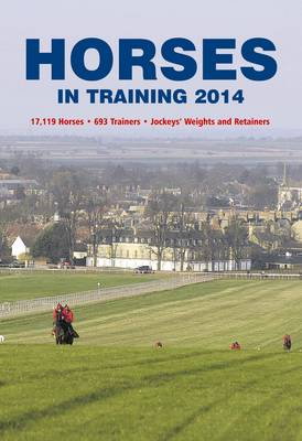 Horses in Training 2014 (Paperback)