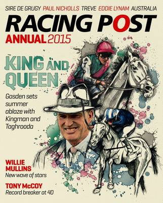 Racing Post Annual (Paperback)