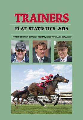 Trainers Flat Statistics 2015 (Paperback)